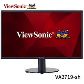 ViewSonic 優派 VA2719-sh 27型 1080P IPS 液晶 螢幕 顯示器