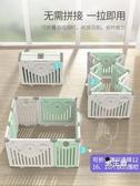 兒童游戲圍欄室內家用寶寶兒童學步安全防護欄柵欄游樂場XW 快速出貨