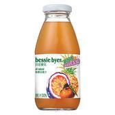 【免運直送】貝思寶兒熱帶水果汁(300ml/罐)*24罐 【合迷雅好物超級商城】