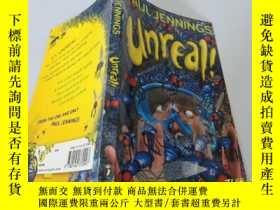 二手書博民逛書店Unreal!:不罕見真實 的!Y200392