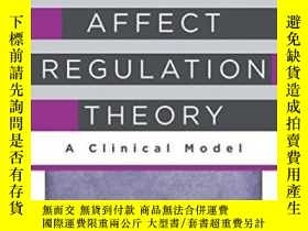 二手書博民逛書店Affect罕見Regulation Theory: A Cli