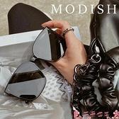 墨鏡gm墨鏡2021新款潮高級同款太陽眼鏡女網紅街拍方形大臉顯瘦 芊墨 上新