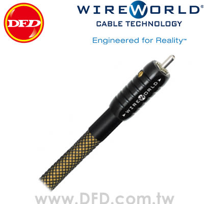 WIREWORLD GOLD ECLIPSE 7 金蝕 3.0M RCA 音源訊號線 原廠公司貨