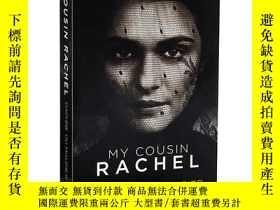 二手書博民逛書店浮生夢罕見電影版 英文原版 影視小說 My Cousin Rachel: Film Tie In Daphne d