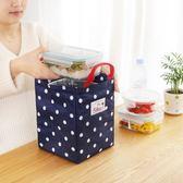 保溫加厚飯盒袋的手提包帶飯鋁箔便當包