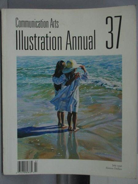 【書寶二手書T4/設計_XFM】Communication Arts_1996/7_Illustration Annua