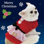 【PET PARADISE 寵物精品】NARIKIRI 聖誕造型紗裙洋裝(3S/DS/S)聖誕變裝