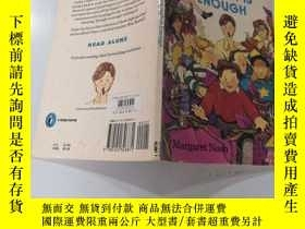 二手書博民逛書店enough罕見is enohgh 伊諾赫夠了Y200392