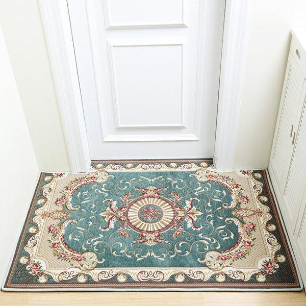 簡約入戶門地墊家用腳墊進門門廳地毯門墊門口臥室防滑墊定制 黛尼時尚精品