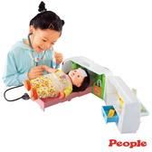 《 People 》POPO - CHAN 會說話的救護車變身醫院組合 / JOYBUS玩具百貨