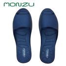 【monzu】滿足零著感室內拖-深藍色