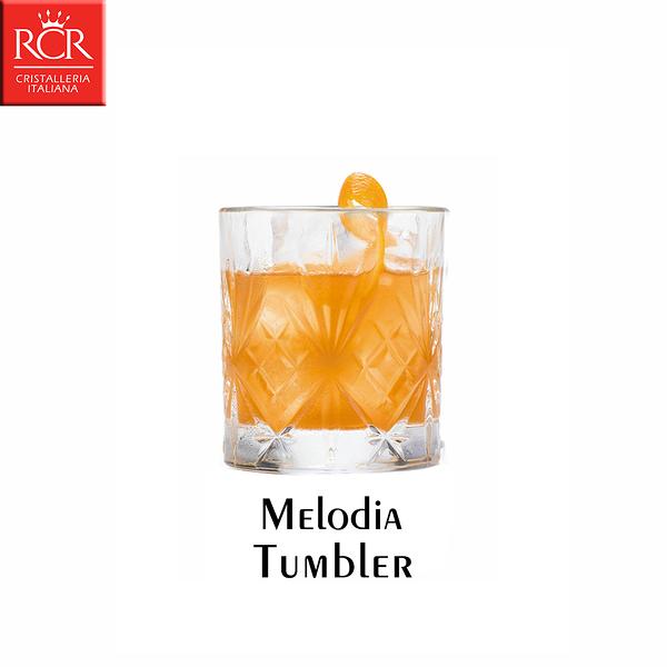 義大利RCR MELODIA系列 230mL 水晶威士忌杯 烈酒杯 調酒杯 DOF