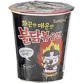 韓國 火辣雞肉乾燒拉麵70g(杯裝)【小三美日】