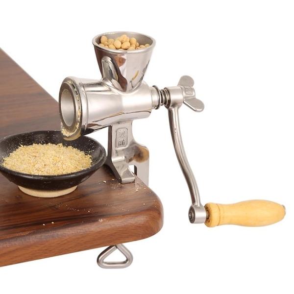 手動咖啡豆機不銹鋼研磨機