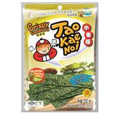 泰國小老板厚片海苔-山葵味32g【愛買】