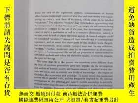 二手書博民逛書店Antiquity罕見and ModernityY15470 N