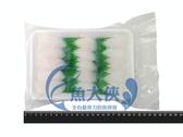 1A3A【魚大俠】SD002紋甲花枝生魚片(15片/200g/盤)Mongo Ika