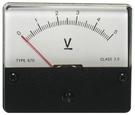 DC5V 670 指針式工業用直流電壓錶...