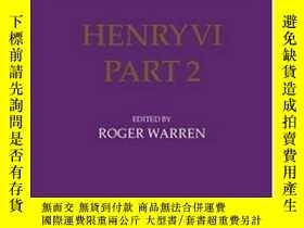 二手書博民逛書店Henry罕見Vi, Part Ii: The Oxford S