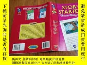 二手書博民逛書店Story罕見Starters Grade 4-6 Book 故
