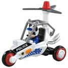 TOMICA DS-05警急救援警隊-米奇 DS16311迪士尼小汽車