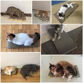 貓抓板磨爪器瓦楞紙貓咪抓板磨爪貓抓板耐磨【洛麗的雜貨鋪】