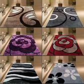 地毯 加密韓國亮絲客廳茶幾地毯臥室床邊英倫米字旗簡約現代地毯 160*230公分