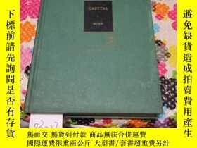 二手書博民逛書店CAPITAL罕見THE COMMUNIST MANIFESTO AND OTHER WRITINGS(精裝)