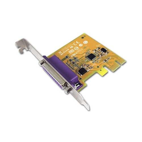 SUNIX 三泰 PAR6408A-B Parallel PCI-R 擴充1埠並列埠 相容PCI Express 2.0規格 擴充卡