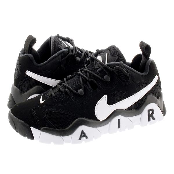NIKE系列-NIKE AIR BARRAGE LOW男款黑色休閒鞋-NO.CD7510001