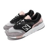 New Balance 休閒鞋 NB 997H 黑 灰 女鞋 運動鞋 【PUMP306】 CW997HALB
