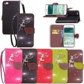 HTC U11 Desire10 Pro U Play 仙女水鑽 葉子系列 手機皮套 皮套 插卡 支架 內軟殼 全包覆