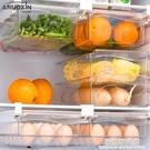 冰箱置物收納盒懸掛抽屜式家用食品食物雞蛋...