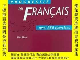 二手書博民逛書店Vocabulaire罕見Progressif du Franc