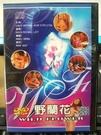 挖寶二手片-J04-007-正版DVD-電影【野蘭花 限制級】(直購價)