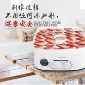 乾果機 乾果機脫水風乾機家用食肉類藥材蔬菜水果烘乾機 JD 220v 榮耀3c
