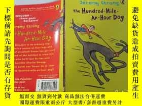 二手書博民逛書店The罕見Hundred—Mile—An—Hour Dog:時速百英裏的狗Y200392