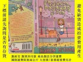 二手書博民逛書店frankie罕見peaches me 弗蘭基喜歡我、Y200392 不祥