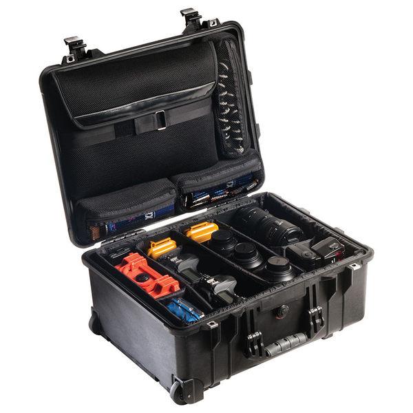 ◎相機專家◎ Pelican 1560SC 防水氣密箱(含上蓋電腦包+隔層) 塘鵝箱 防撞箱 公司貨
