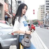 烏克麗麗 21寸23寸尤克里里初學者樂器ukulele夏威夷電箱琴小吉他烏克麗麗 莎瓦迪卡