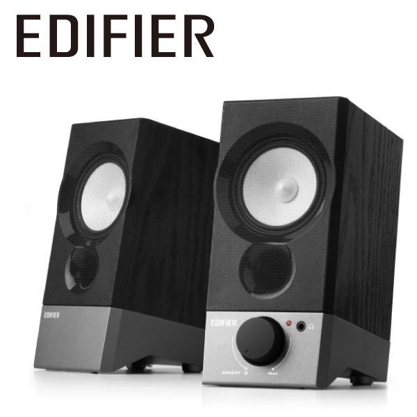 【南紡購物中心】EDIFIER R19U 主動式2.0電腦喇叭