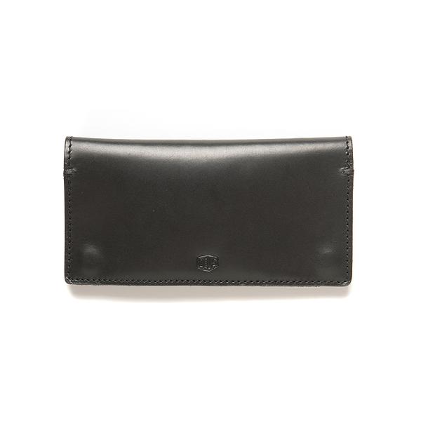 Deus Ex Machina Long Fold Wallet 皮夾-男/女(黑)