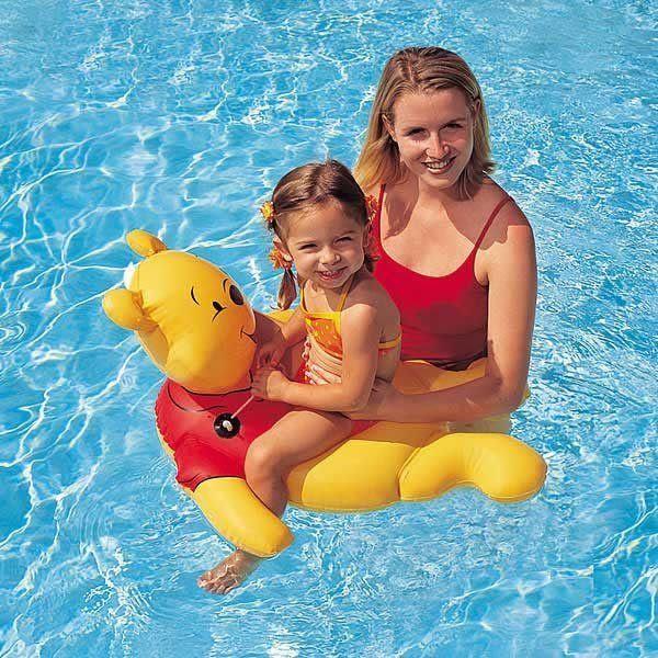 [衣林時尚] INTEX Disney 小熊維尼座騎 建議3歲以上 89 x 71cm 58524