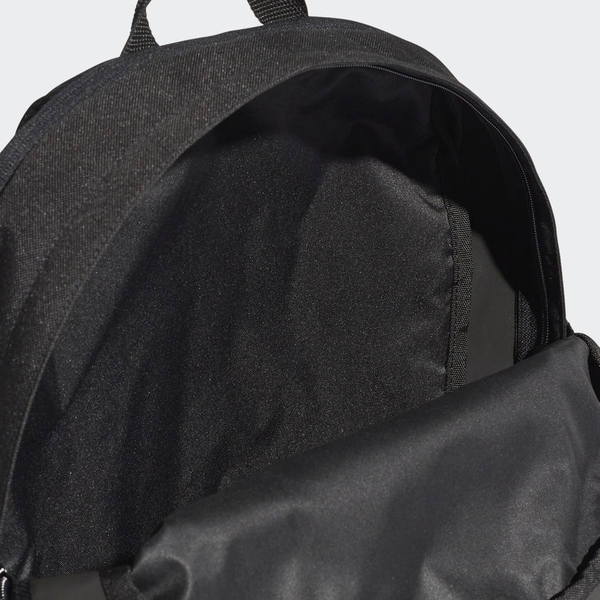 ADIDAS BP POWER IV M 背包 後背包 三條線 休閒 水壺 黑 白【運動世界】BR5864