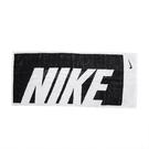 Nike 毛巾 Jacquard Towel 黑 白 運動毛巾 大Logo 純棉【PUMP306】 N100153903-6MD