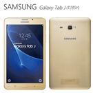 SAMSUNG Galaxy Tab J 7吋雙卡雙待(4G+2G)通話平板~送螢幕保護貼+側掀保護皮套