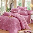 星空樂章 40支棉七件組-6x6.2呎雙人加大-鋪棉床罩組[諾貝達莫卡利]-R7108A-B