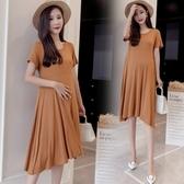 初心 純色洋裝 【D6133】 超舒適 超質感 莫代爾 超柔軟 洋裝 娃娃裙