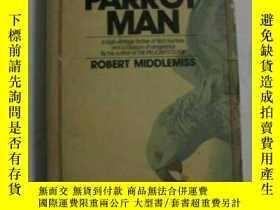 二手書博民逛書店PARROT罕見MANY19725 Robert Middlem