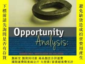 二手書博民逛書店Opportunity罕見AnalysisY307751 Mary Beth Izard Acheve Con